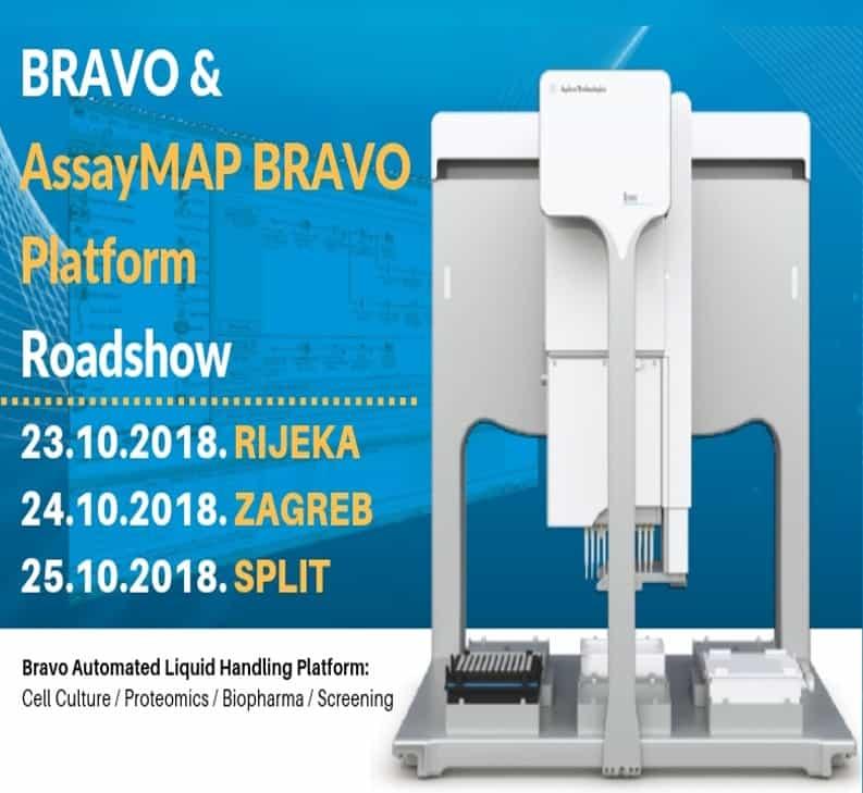 Agilent Bravo i BravoAssayMap Roadshow